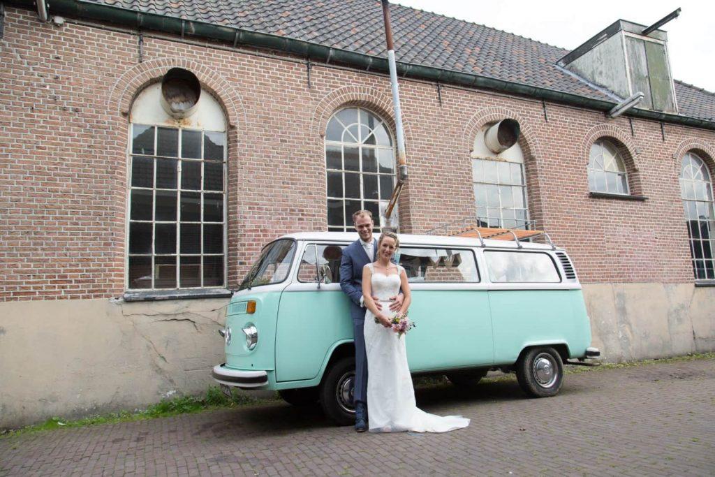 Bruidsfotografie Bunschoten-Spakenburg