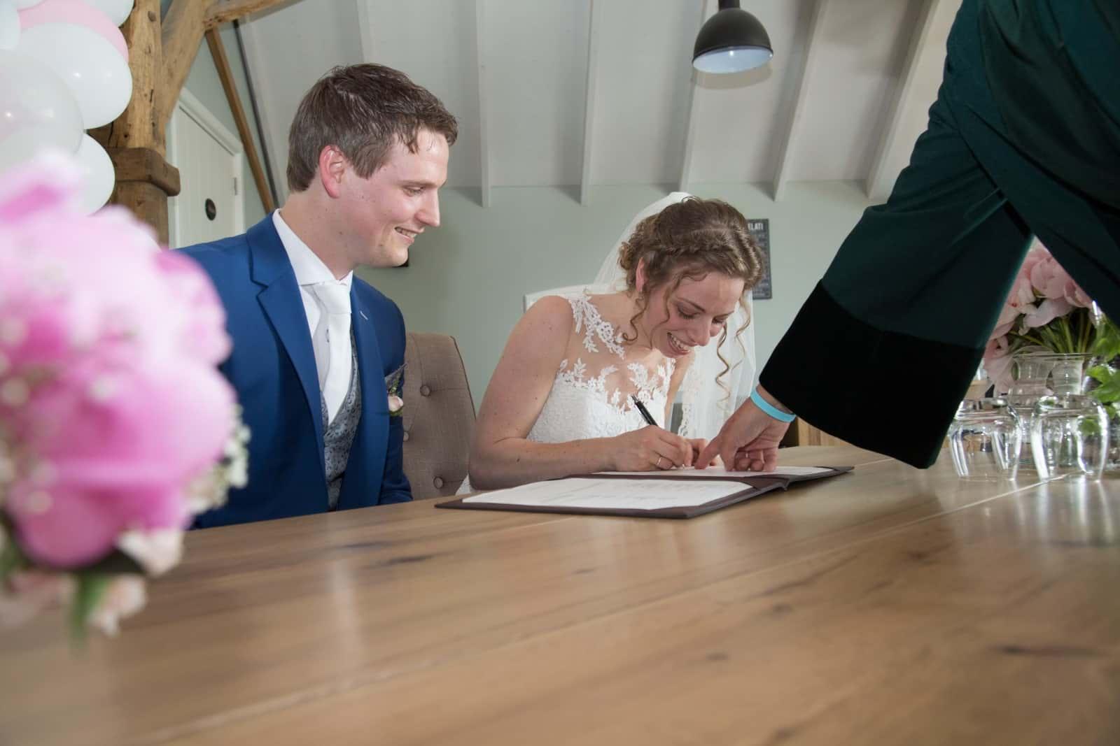 Bruidsfotografie Maarsbergen | Boerderij Klein Haksfoort