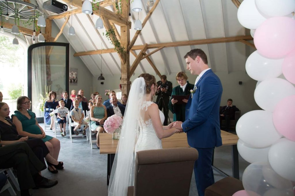 Bruidsfotografie Maarsbergen