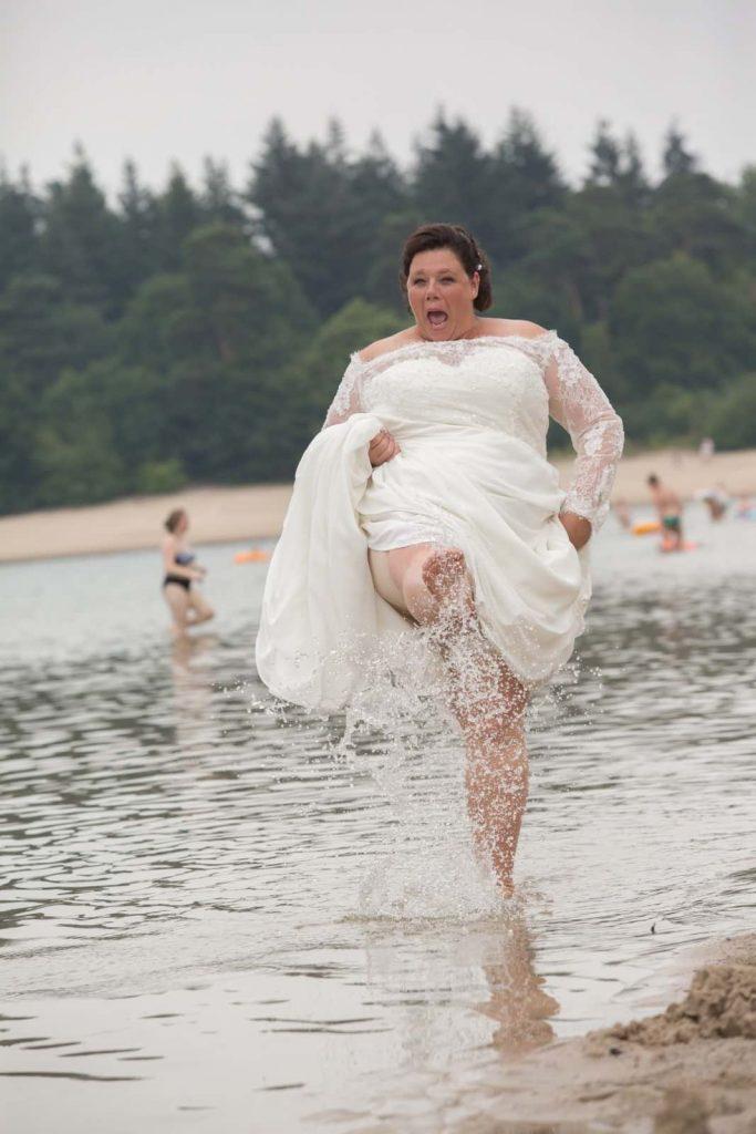 Bruidsfotografie Henschotermeer