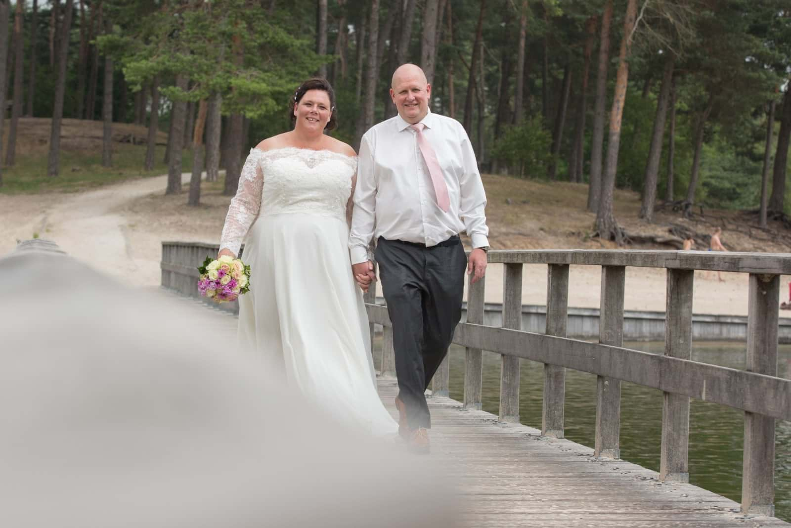 Bruidsfotografie Henschotermeer Woudenberg | Paulien en Jan