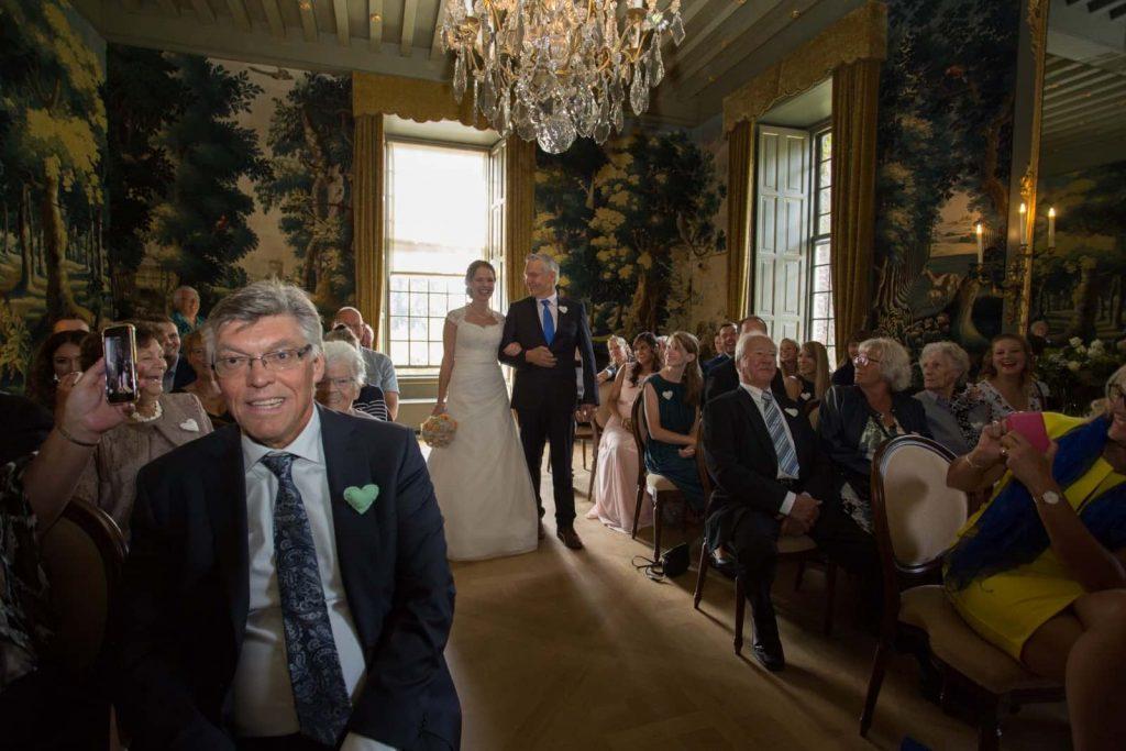 Bruidsfotografie Slot Zuylen Utrecht