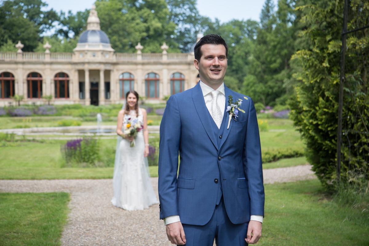 Bruidsfotografie Driebergen, Zeist | Oranjerie Hydepark
