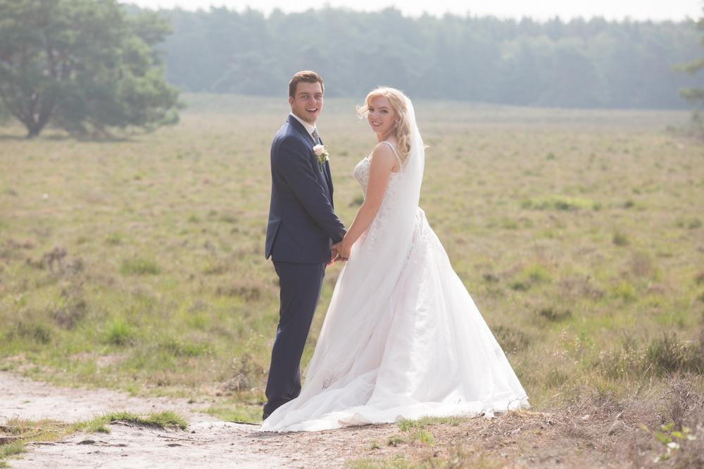 Bruidsfotografie de Weistaar Maarsbergen en Langbroek