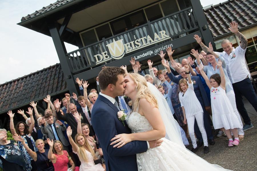 Bruidsfotograaf de Weistaar