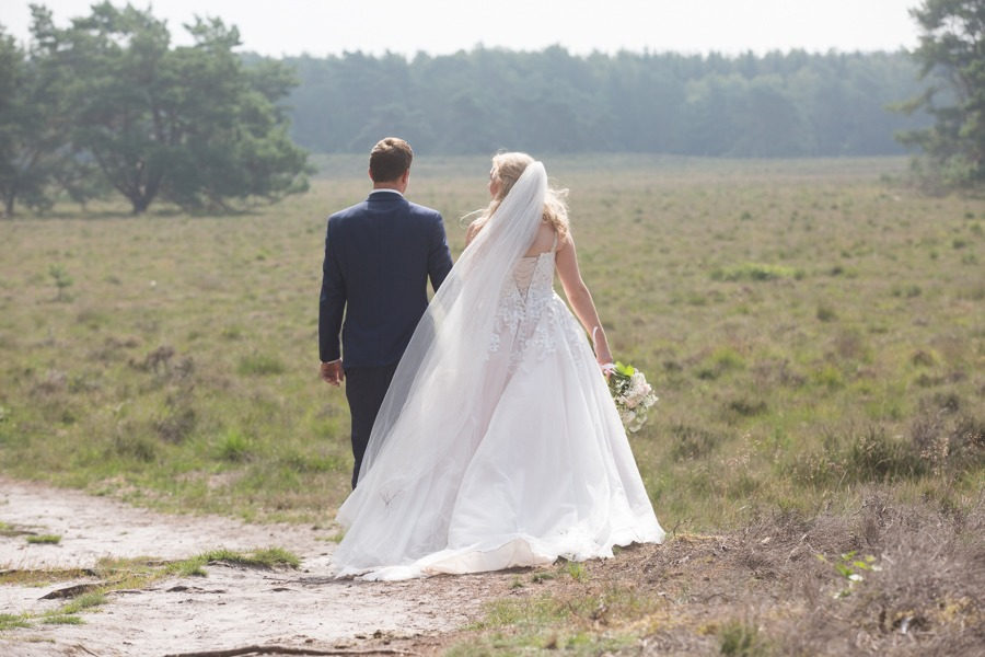 trouwreportage Leersumse Veld