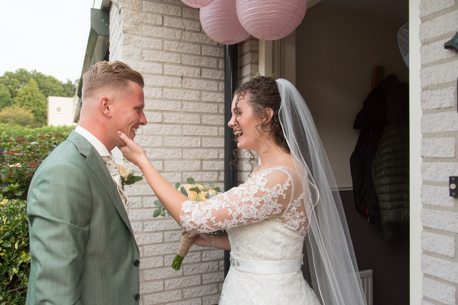 trouwen ede