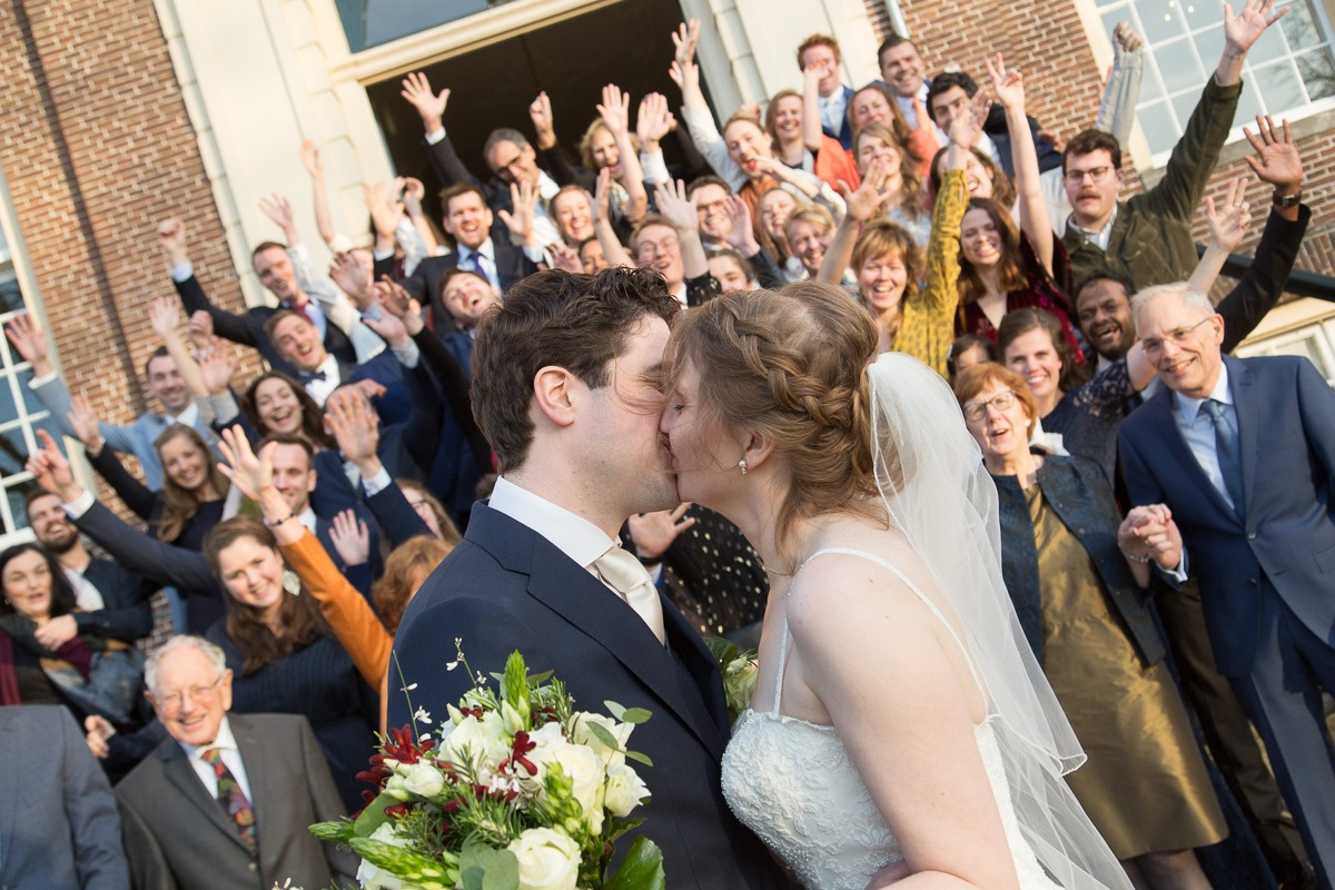 Bruidsfotografie Goudestein Maarssen