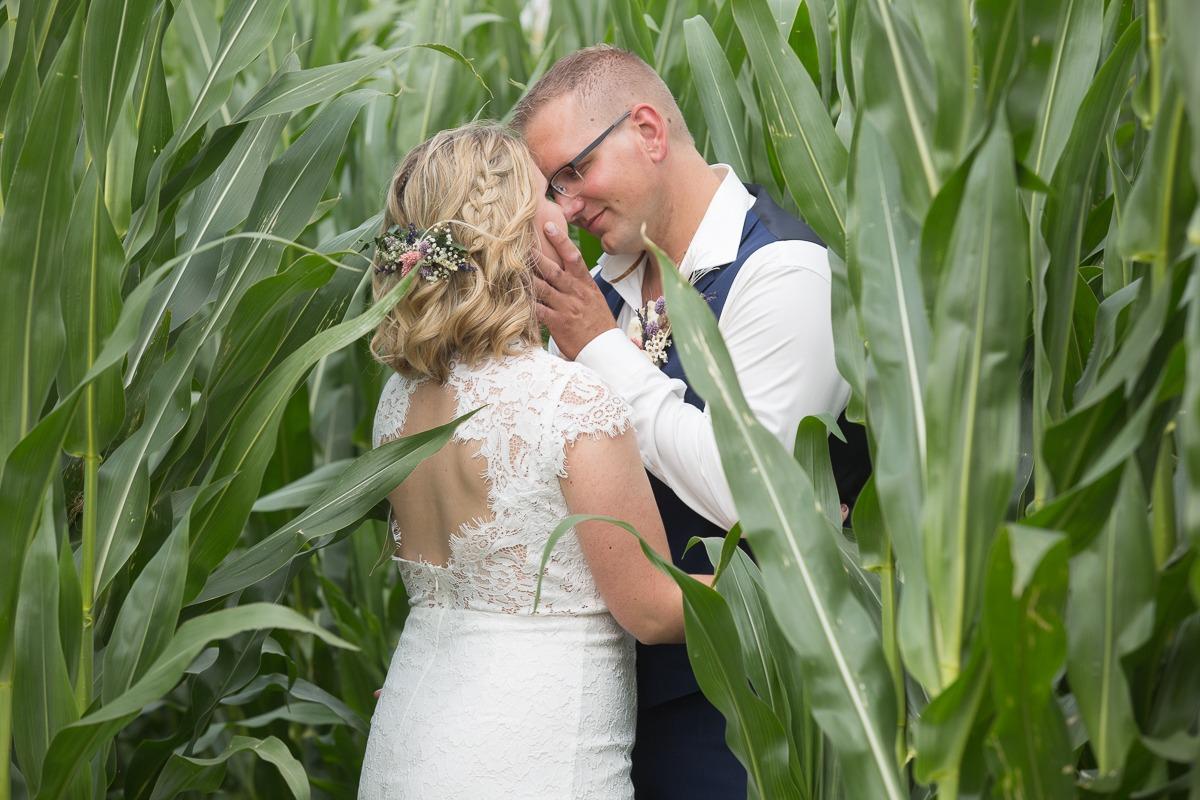 Bruidsfotografie de Steinsetuin Haastrecht