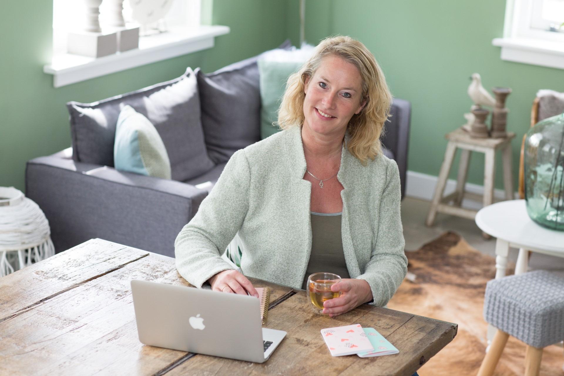 Personal Branding Fotografie Mindfulnesstrainer Majorie