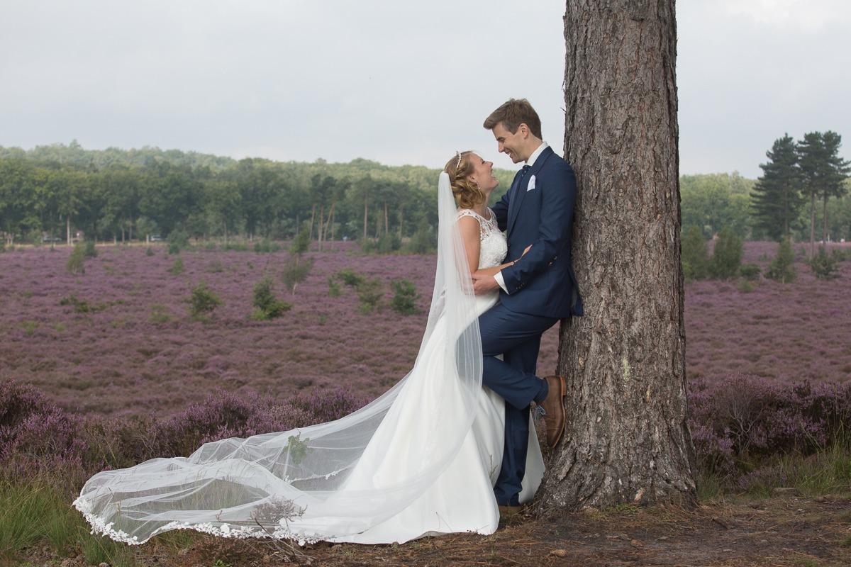 Bruidsfotografie de Marienhof | Amersfoort